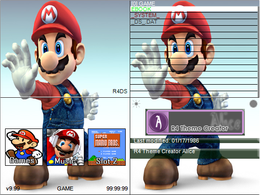 Thumbnail 1 for Mario skin
